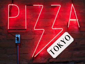 Pizzerie tokyo giappone