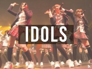 tokyo idols, idol
